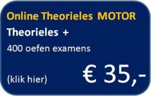 Motor theorieles Rijschool Salland